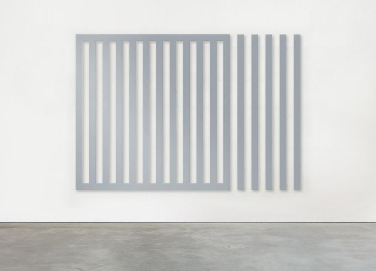 quadrato orizzontale, 2018 raw aluminum block, various dimensions