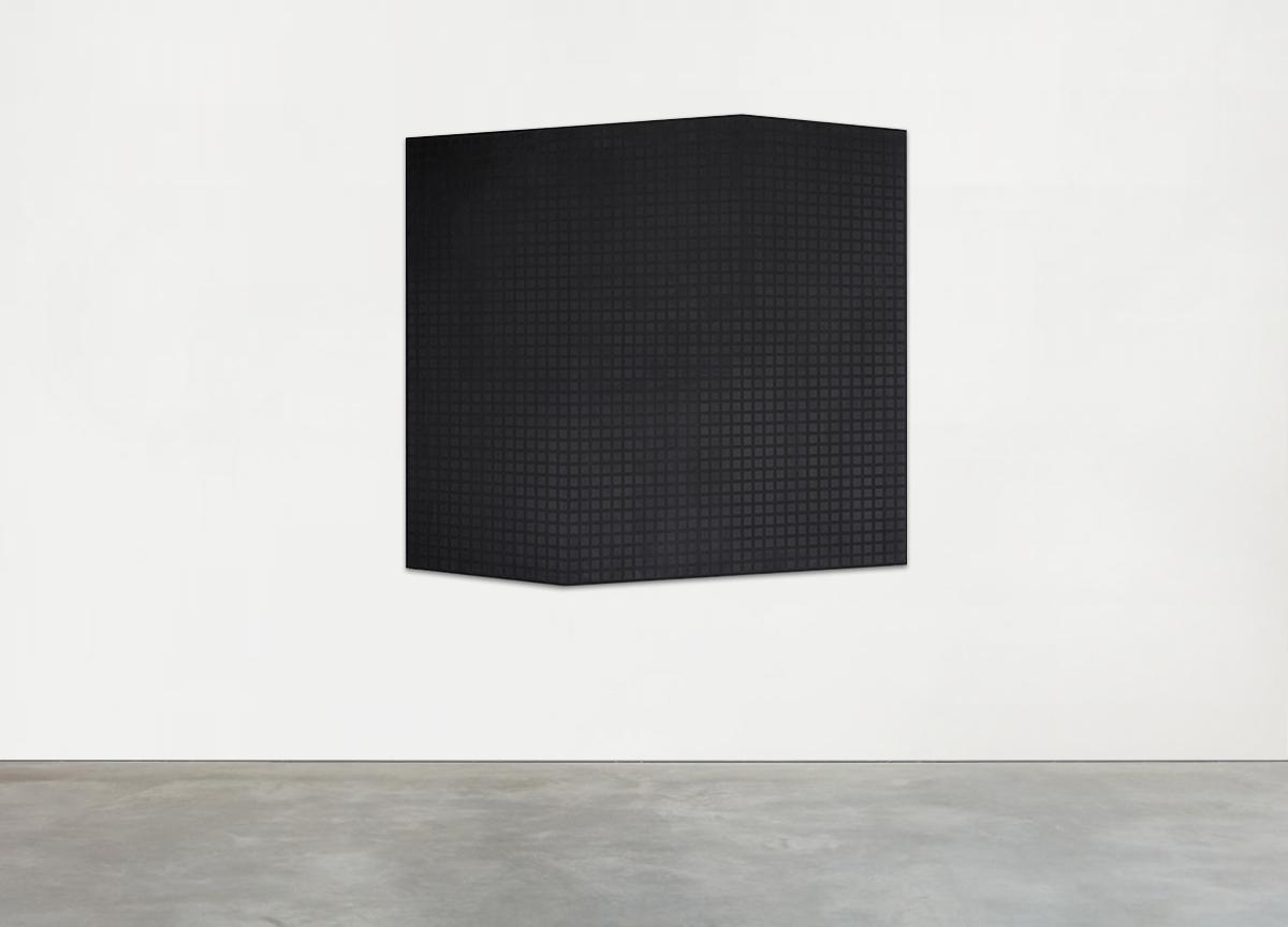 sparring partner (Sean), 2021 mixed media on canvas, 160 X 170 cm